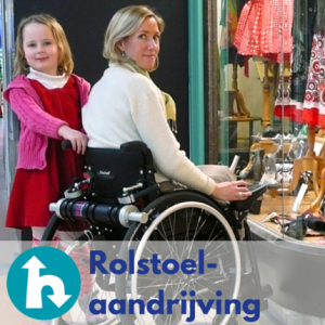 Keuzehulp rolstoelaandrijving
