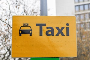 Vervoer - OV taxi gebruikt 300x200
