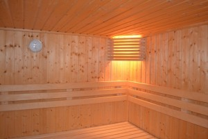 Blog Marcelle - sauna