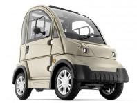 Elektrische 45 km auto Achensa A100
