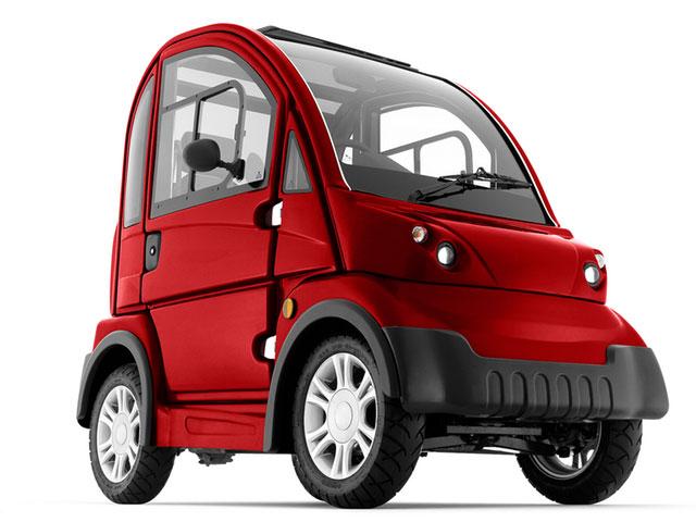 elektrische 45 km auto achensa a100 scouters. Black Bedroom Furniture Sets. Home Design Ideas