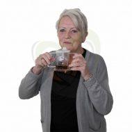 Gevormde drinkbeker Handycup