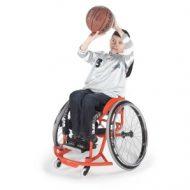 Sportrolstoel OffCarr Assist2 van RevProdukten