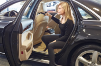 Auto hoofdsteungreep Vitility