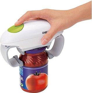 Automatische potopener One Touch gebruik