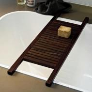 Badplankje van hout Decor Walther