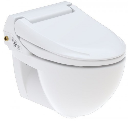 Bidet douche wc zitting AquaClean 4000 van Geberit product
