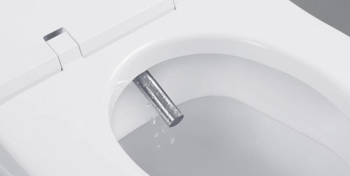 Bidet Toilet Kopen : Bidet douche wc bril viclean l van villeroy boch scouters