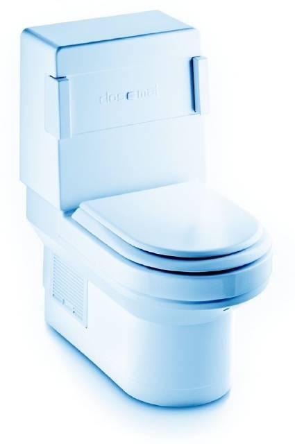 Bidet toilet Closomat CPV-301