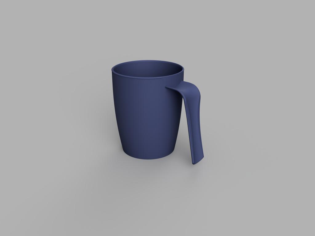 Drinkbeker SASSCup van Jonic Solutions blauw