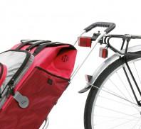 Boodschappentrolley koppeling fiets Bike & Easy van Andersen