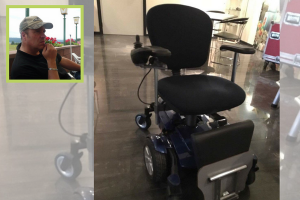 Zigzaggen door kantoor en bedrijfshal op de Boxer MidWheel elektrische binnenrolstoel