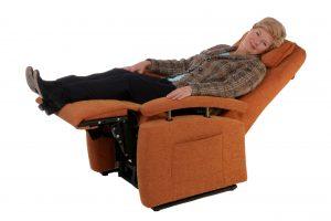 Comfortabel zitten en meer…..