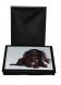 Dienblad met schootkussen MS hond