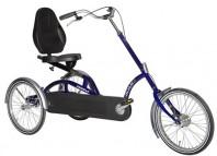 Driewieler Rider met zitje Roam