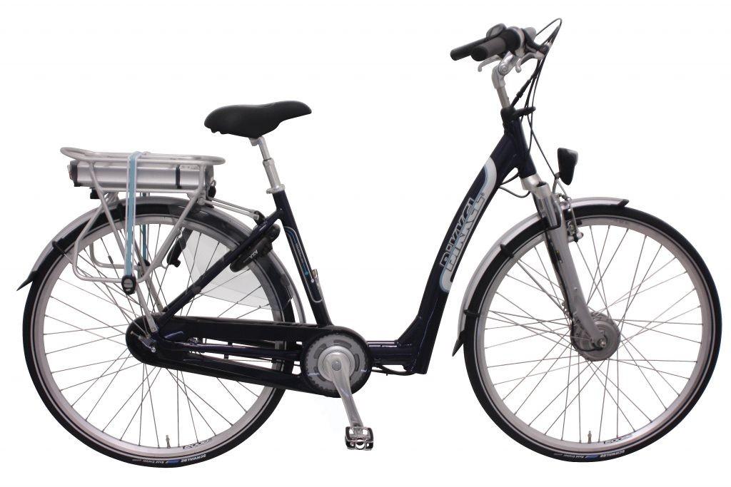 Elektrische fiets lage instap Bikkel ibee 1
