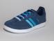 Elastische veters SHOEPS blauw sneakers