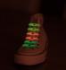 Elastische veters SHOEPS glow in de dark