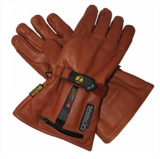 Elektrisch verwarmde handschoenen Gerbing
