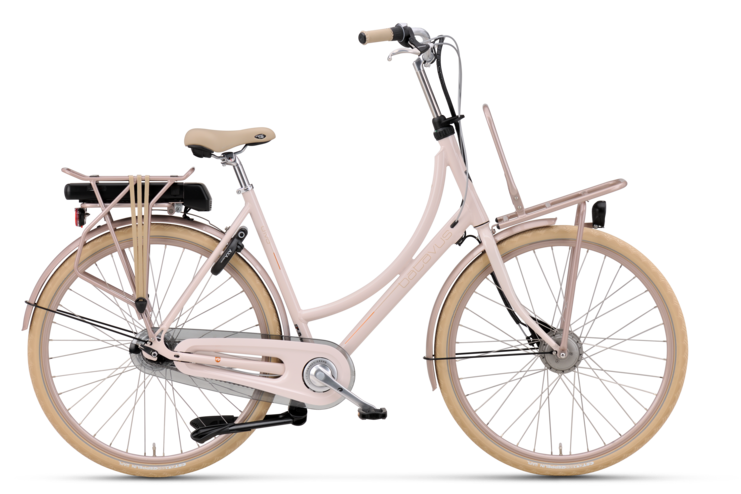 Licht Voor Fiets : Elektrische fiets batavus e diva scouters