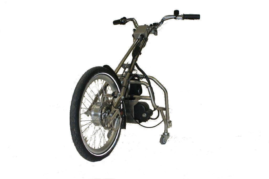 Elektrische handbike rolstoel Freewheeler Electro Ion