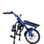 Elektrische handbike rolstoel Quickie Attitude Power van Sunrise Medical product