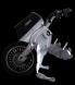 Elektrische handbikerolstoel Tiboda (Edge 16) product