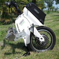 Elektrische handbikerolstoel Tiboda (Edge 16)