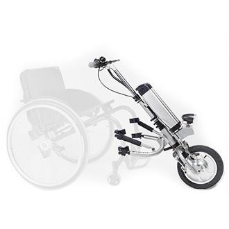 Elektrische motor rolstoel Firefly van Rio Mobility