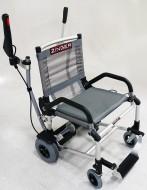 Elektrische, opvouwbare rolstoel Zinger