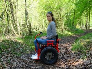 Elektrische rolstoel BiGo