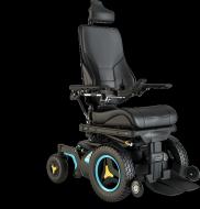 Elektrische rolstoel F3 Corpus van Permobil