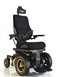 Elektrische rolstoel F5 Corpus van Permobil