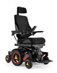 Elektrische rolstoel M3 Corpus van Permobil