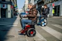 Elektrische rolstoel Nino Robotics
