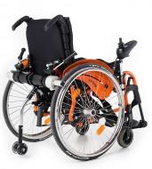 Elektrische rolstoelaandrijving LightDrive van Benoit Solutions via Mobility & you