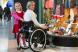 Elektrische rolstoelaandrijving LightDrive van Benoit Solutions via Mobility & you gebruik