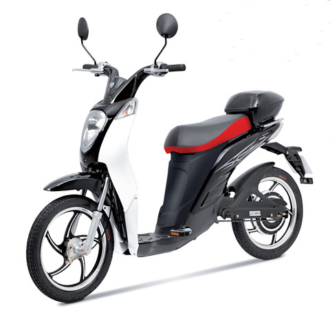 Elektrische scooter Nimoto City 350