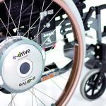 Elektrische wielen Decon e-drive