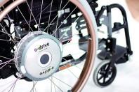 Elektrische wielen e-drive van Decon