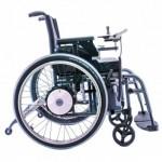 Elektrische wielen e-fix van Alber via Invacare