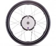 Elektrische wielen Alber Twion M24 van Invacare