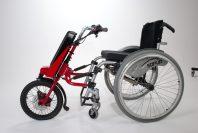 Elektrische aankoppelbike Firefly van Rio Mobility