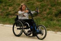 Handbike Batec Manual van Mobility Products