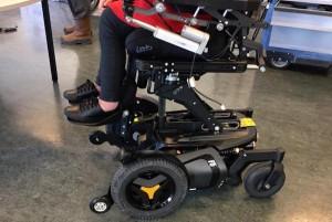 Kun je verliefd worden op een hulpmiddel zoals een rolstoel?