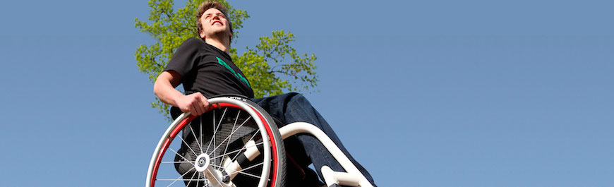 Header O4 Wheelchairs