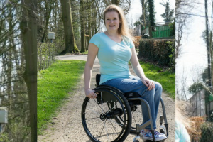 Hippe zomerkleding bij blessure of handicap