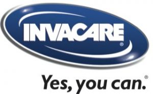 Logo INVACARE: yes, you can