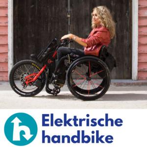 Keuzehulp elektrische handbike