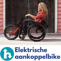 Vernieuwde Keuzehulp Elektrische aankoppelbikes voor rolstoelen